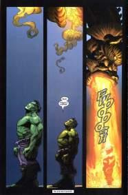 Hulk vs. Fin Fang Foom