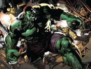 the incredible hulk feats of strength