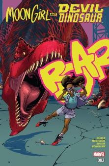 Moongirl and Devil Dinosaur #3