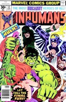 Hulk vs. Karnak