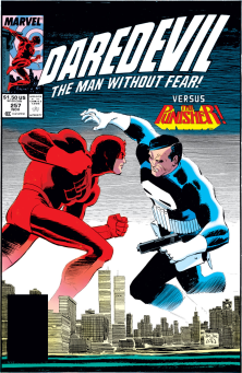 Daredevil, ThePunisher, John romita Jr.
