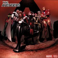 All-New, All-Different Avengers #1 Hip Hop variant cover