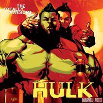 Marvel's Hip-Hop Variant cover
