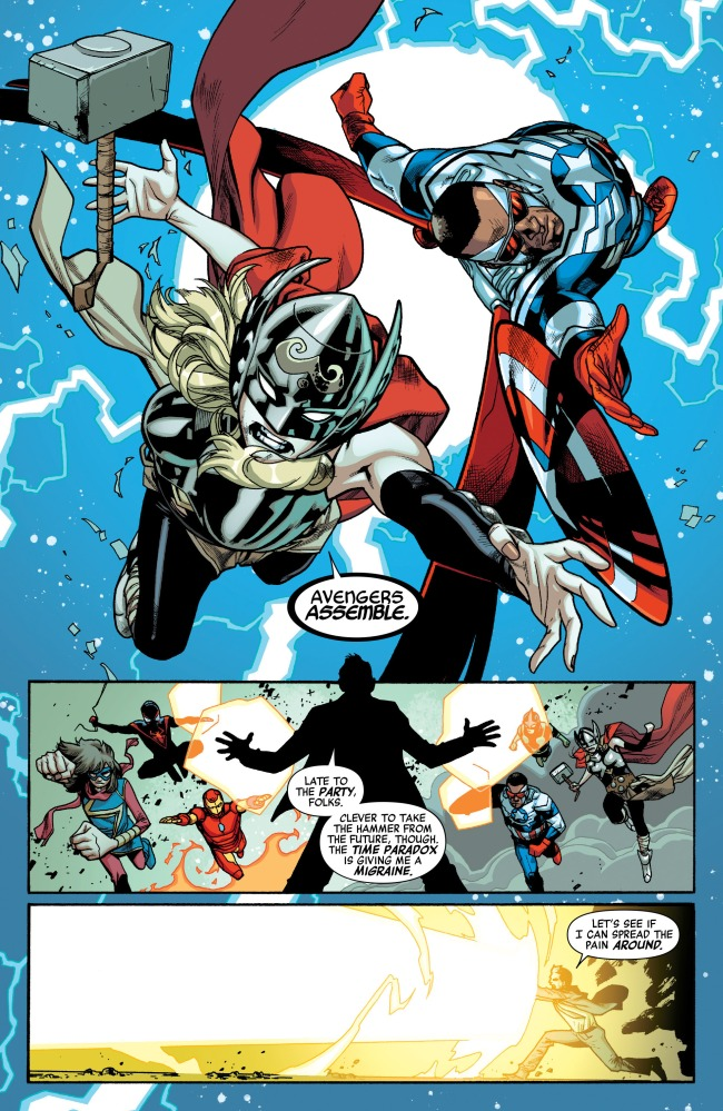 All-New, All-Different Avengers (2015-) 006-015