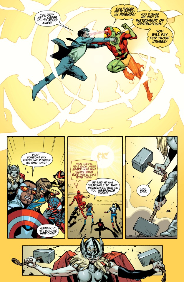 All-New, All-Different Avengers (2015-) 006-017
