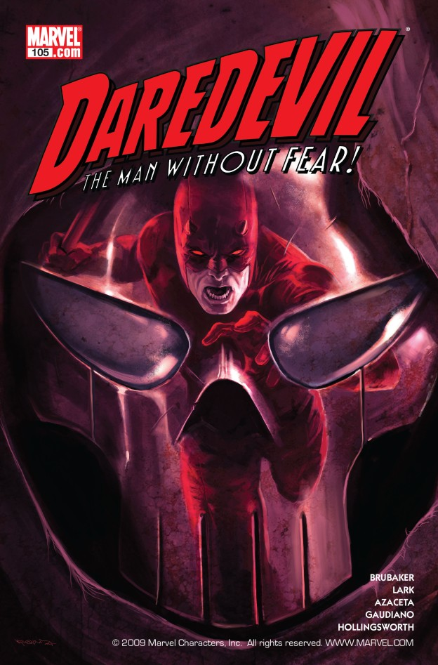 Daredevil 105, Mr. Fear