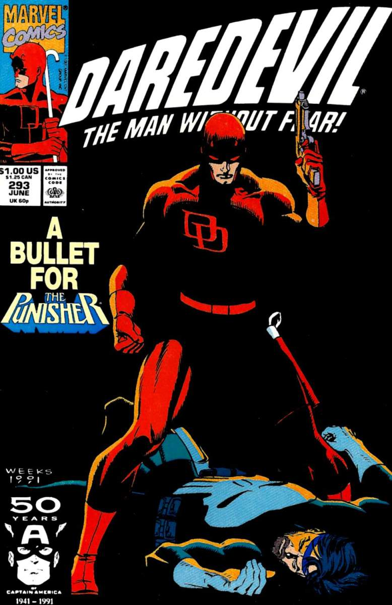 Murder by Numbers - Daredevil vs. Punisher vs. Taskmaster