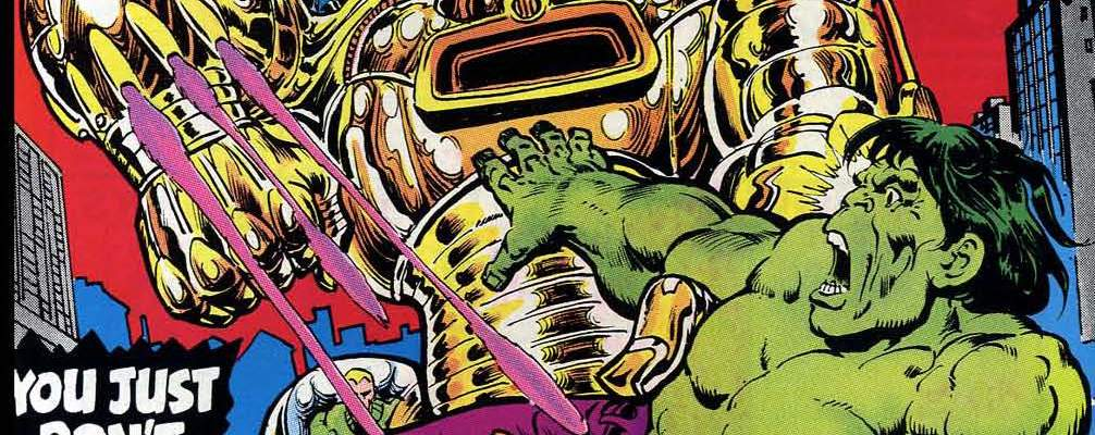 Incredible Hulk Quintronic Man