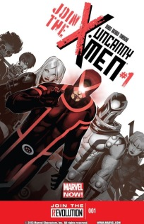 Uncanny X-Men #01