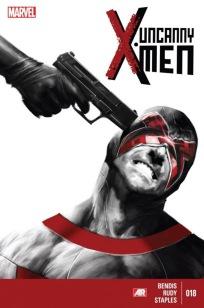 Uncanny X-Men #18