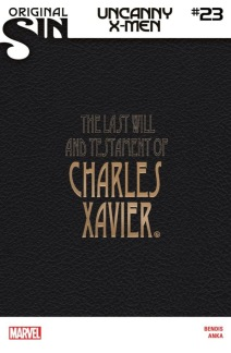 Uncanny X-Men #23