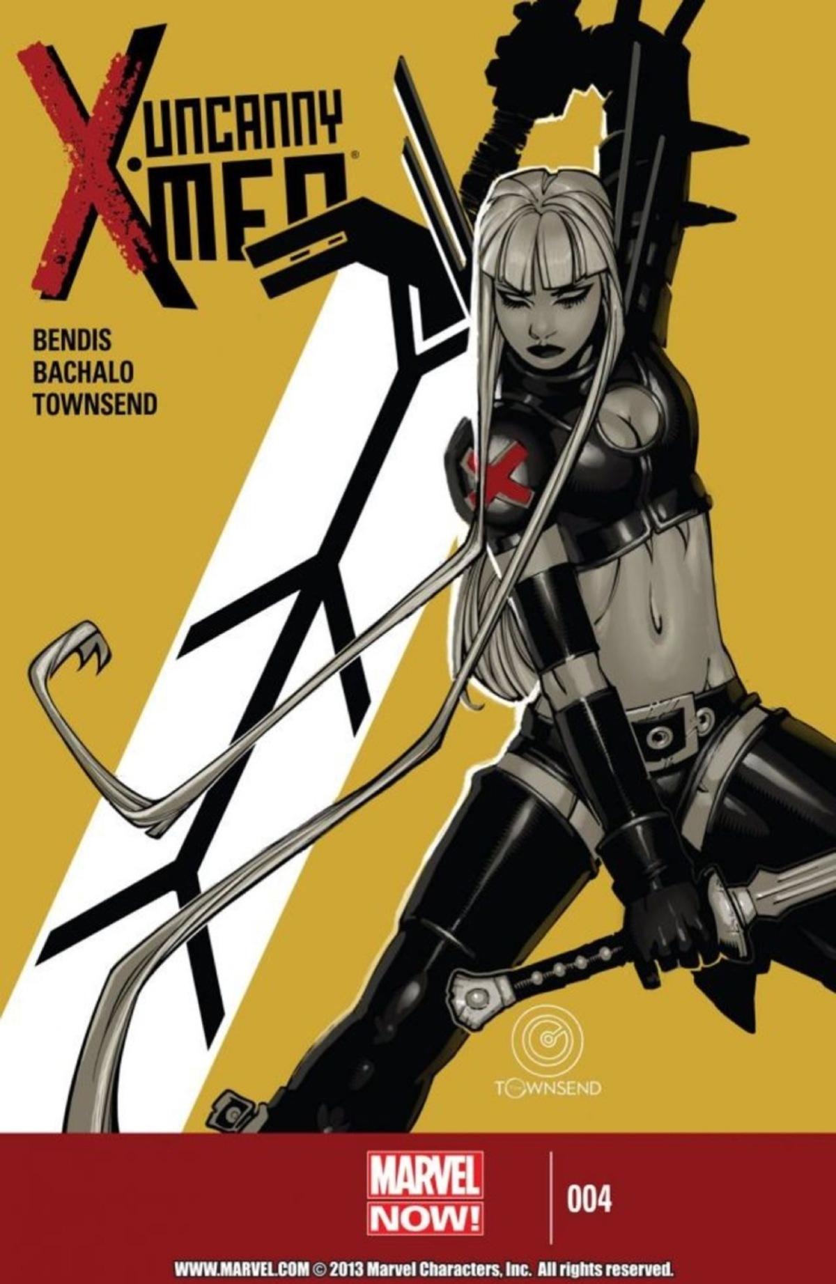 Uncanny X-Men #04