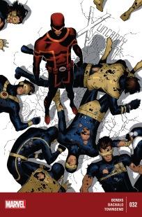 Uncanny X-Men #32