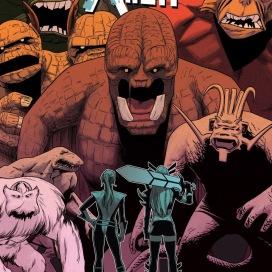 Uncanny X-Men #33