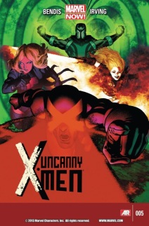 Uncanny X-Men #05