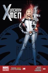 Uncanny X-Men #09