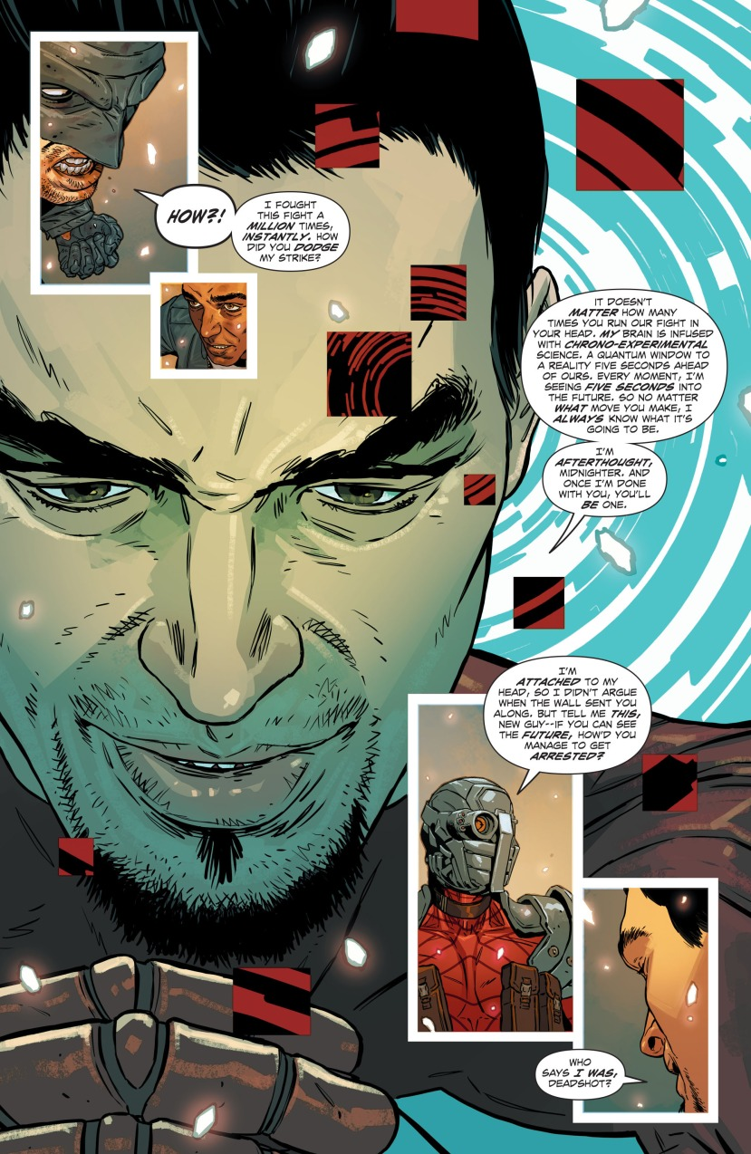Midnighter (2015-) 009-019