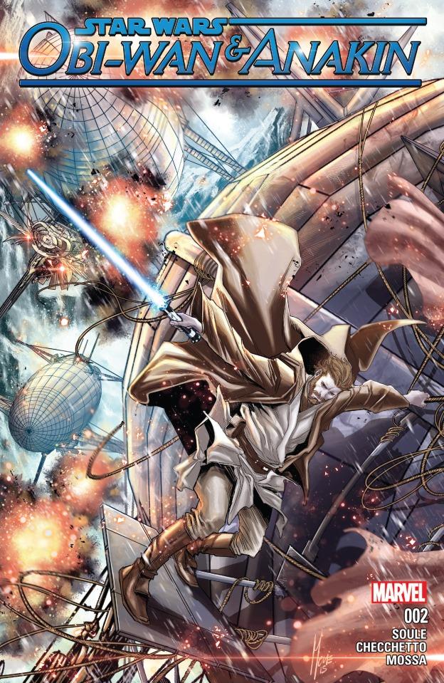 Obi-Wan Kenobi, Anakin Skywalker, Marvel