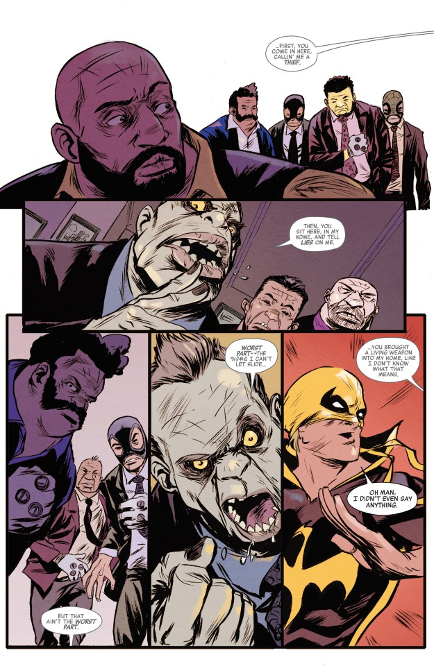 Power Man and Iron Fist (2016-) 001-012