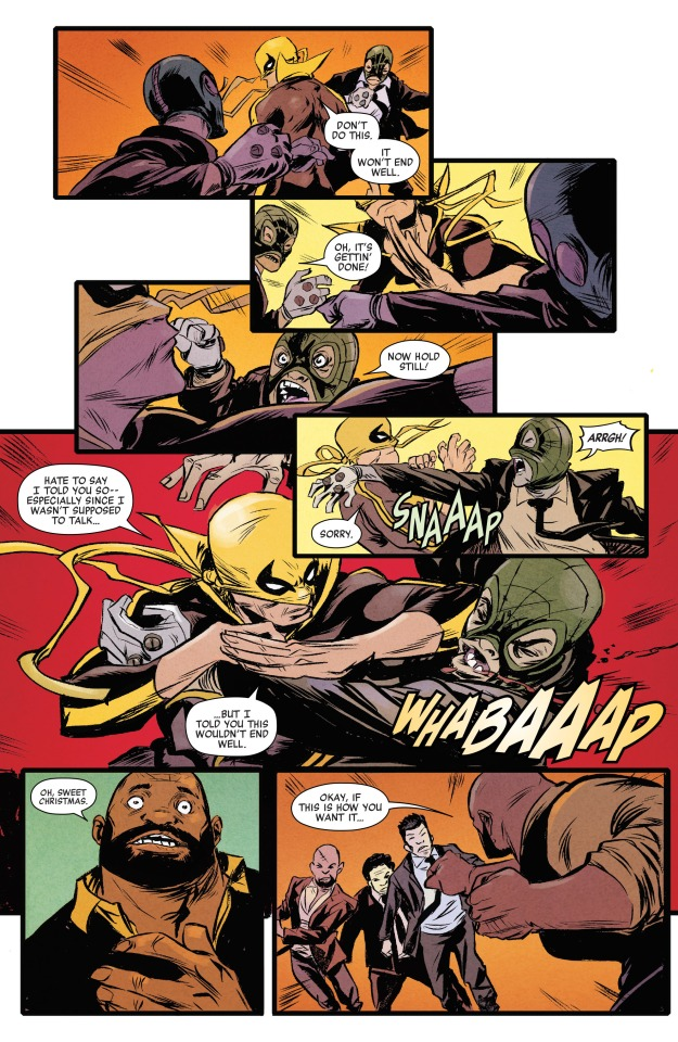 Power Man and Iron Fist (2016-) 001-013