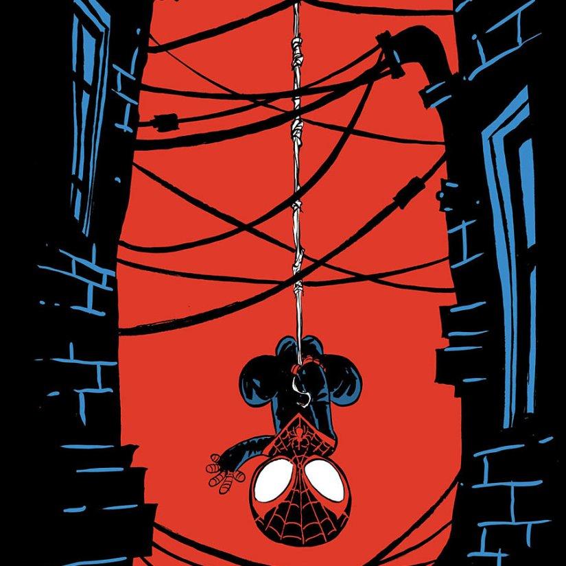 Spider-Man #1 Miles Morales