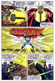 Thor vs. Quasar