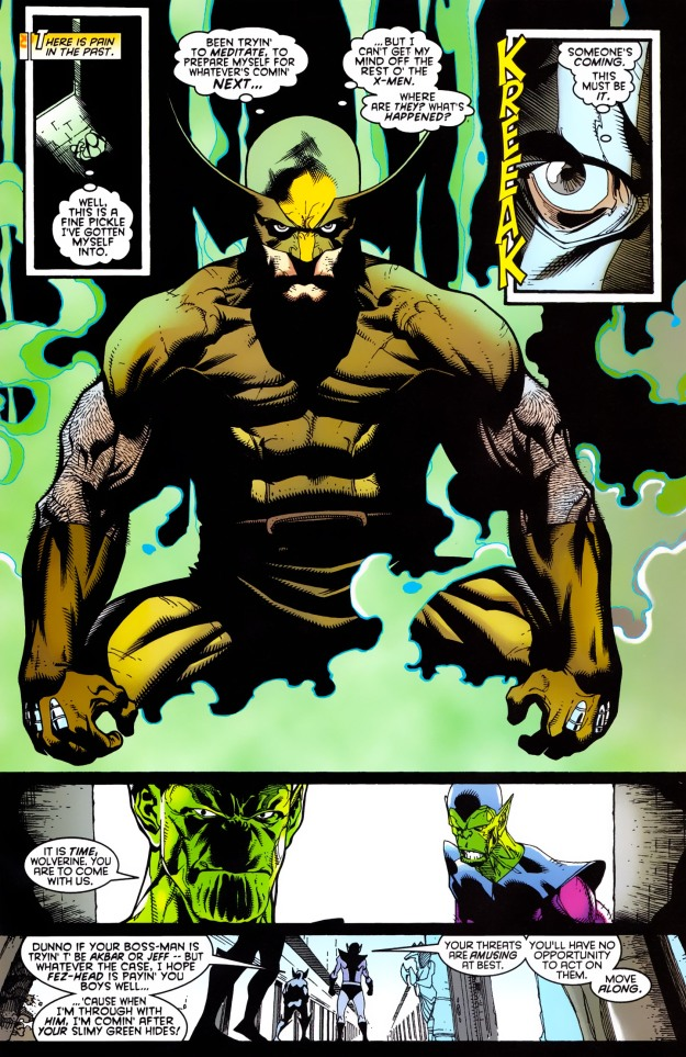 Wolverine v2 145 18 (1999) (4 Covers) (noads) (DarthMedio-ScanDog-DCP)