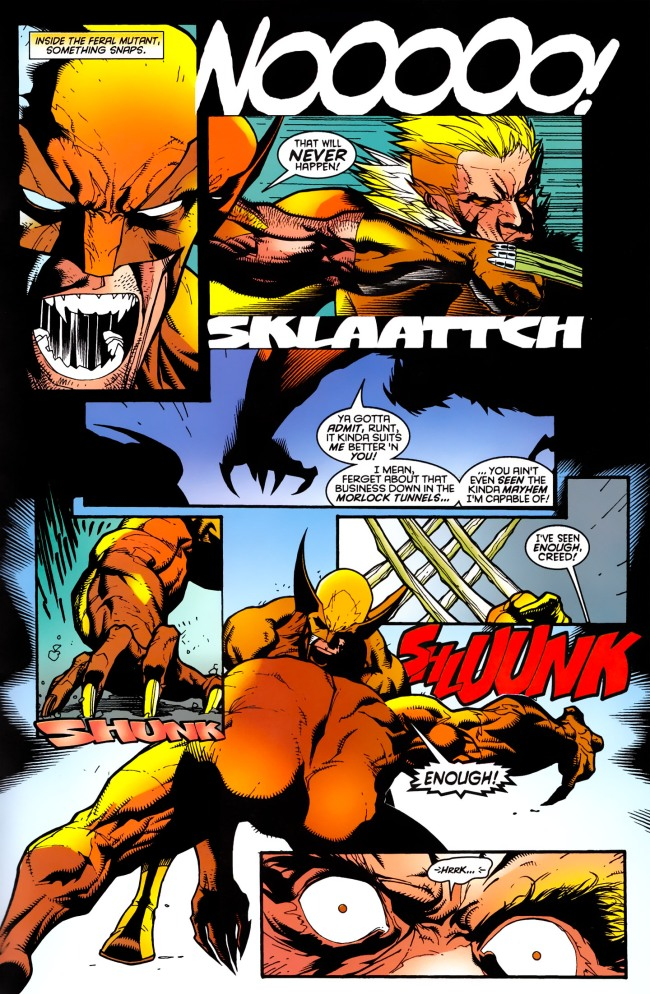 Wolverine v2 145 26 (1999) (4 Covers) (noads) (DarthMedio-ScanDog-DCP)
