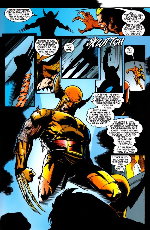 Wolverine v2 145 28 (1999) (4 Covers) (noads) (DarthMedio-ScanDog-DCP)
