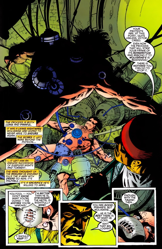 Wolverine v2 145 32 (1999) (4 Covers) (noads) (DarthMedio-ScanDog-DCP)