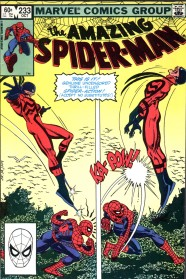 The Amazing Spider-Man vs. Tarantula #233