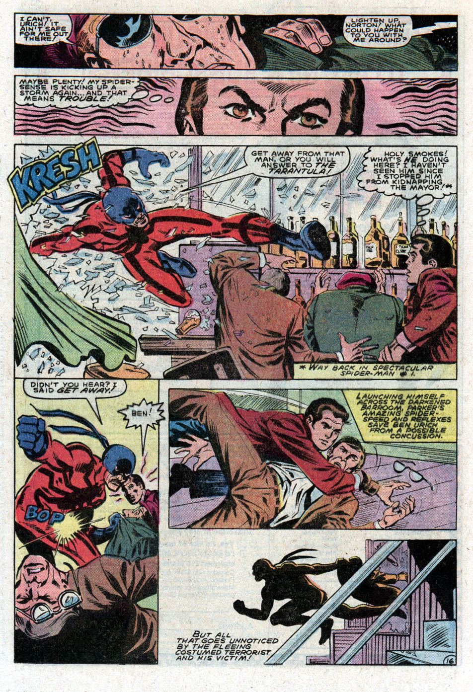 spiderman vs amazing spiderman The amazing spider-man is the story of peter parker (garfield), an outcast high schooler who was abandoned by his parents as a boy, leaving him to be raised by his uncle ben (sheen) and aunt may.