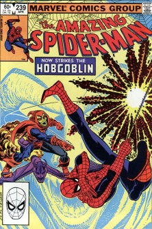 The Amazing Spider-Man vs. Hobgoblin