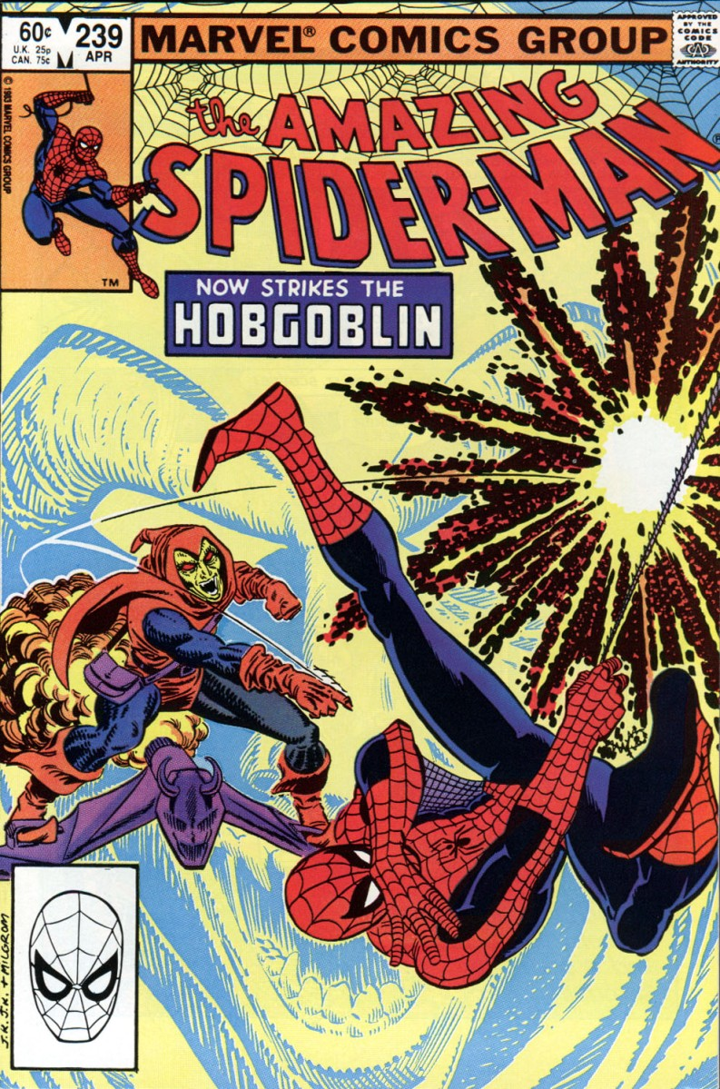 The Amazing Spider-Man vs. The Hobgoblin (The Amazing Spider-Man #239)
