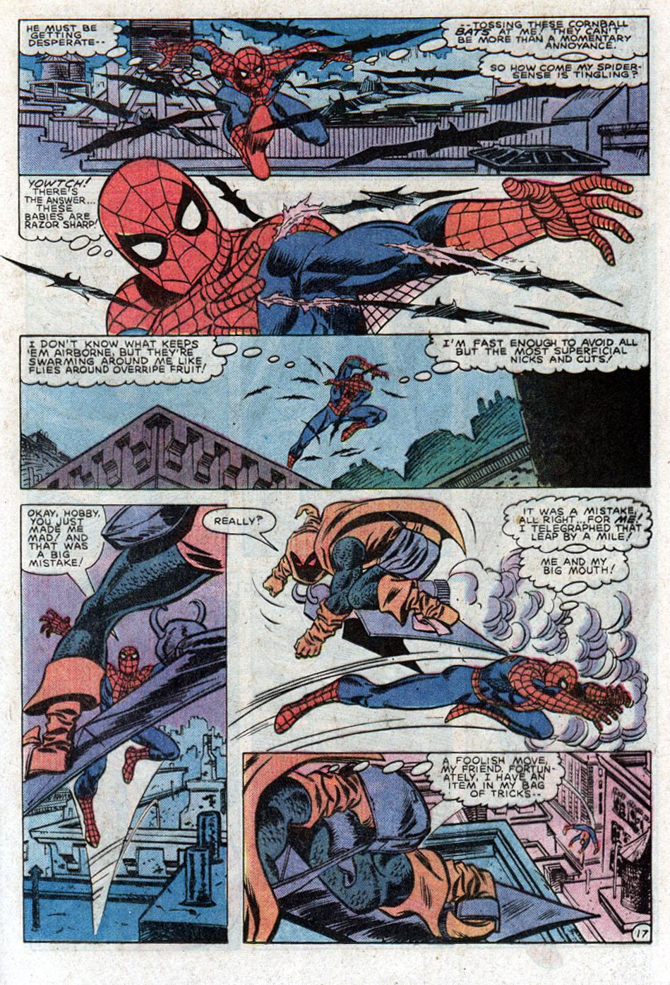 The Amazing Spider-Man vs. The Hobgoblin (The Amazing ...