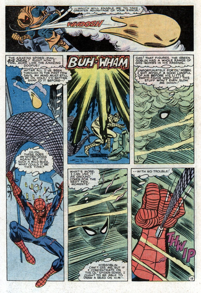 The Amazing Spider-Man vs. Tarantula
