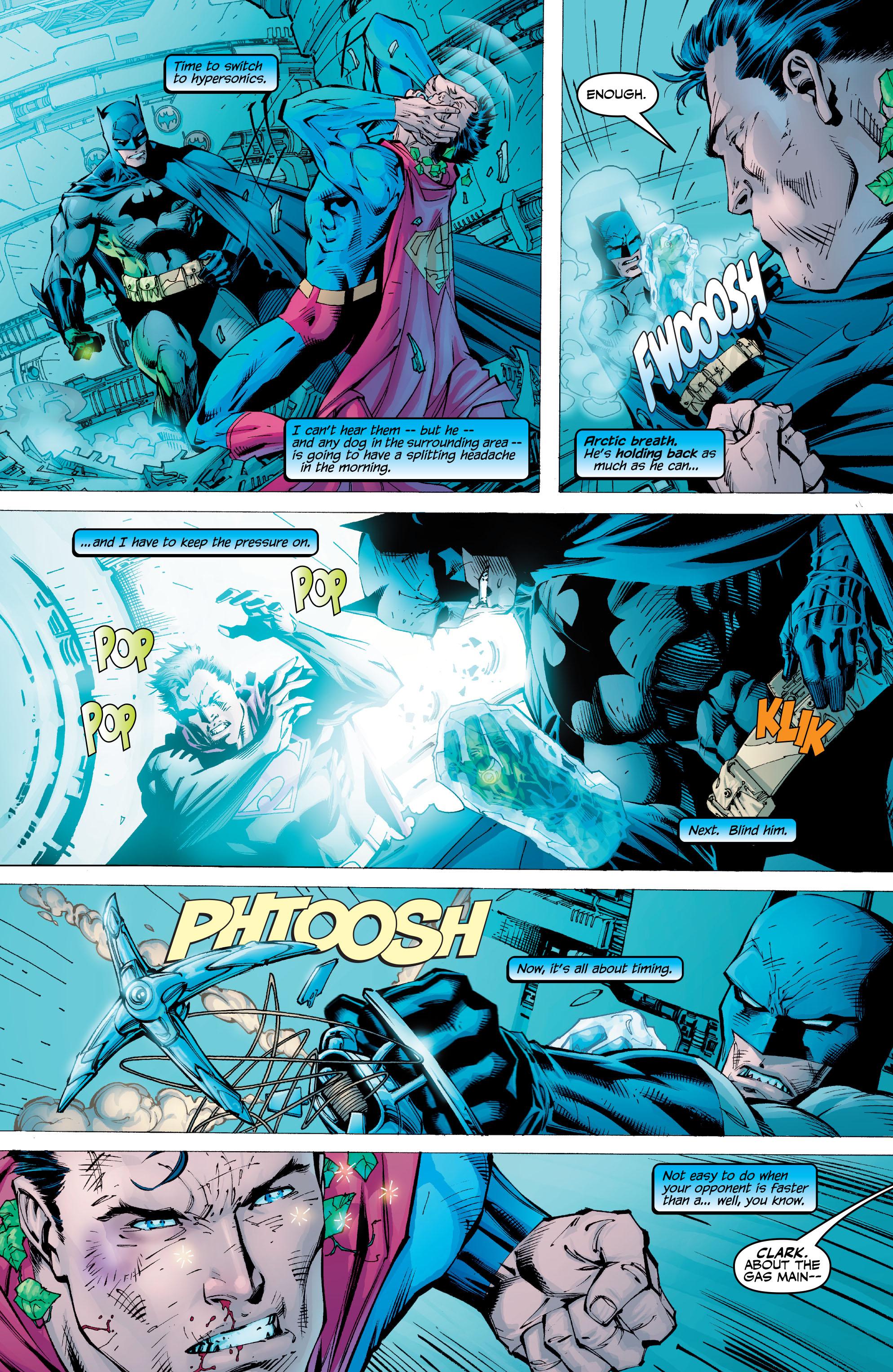 batman with a kryptonite ring