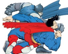 batman vs superman the dark knight returns frank miller