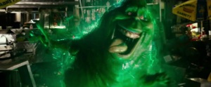 Ghostbusters 3 Melissa McCarthy Leslie Jones Kate McKinnon Kristen Wiig slimer