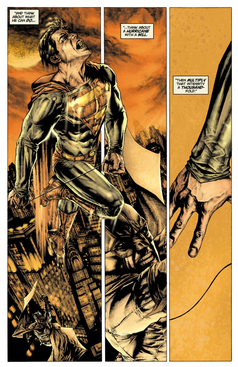 Batman vs. Superman (Lex Luthor Man of Steel #3)
