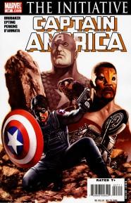 captain america 27