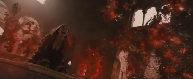 Captain America Civil War Scarlet Witch