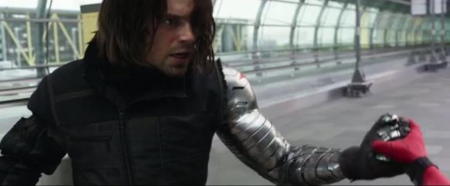 Captain America Civil War Spider-man Winter Soldier