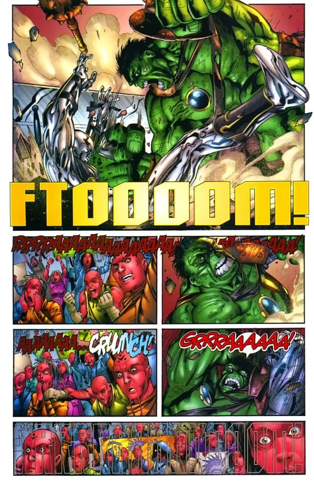 hulk fights silver surfer planet hulk