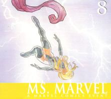 ms. marvel 8 cover civil war