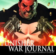 punisher war journal civil war