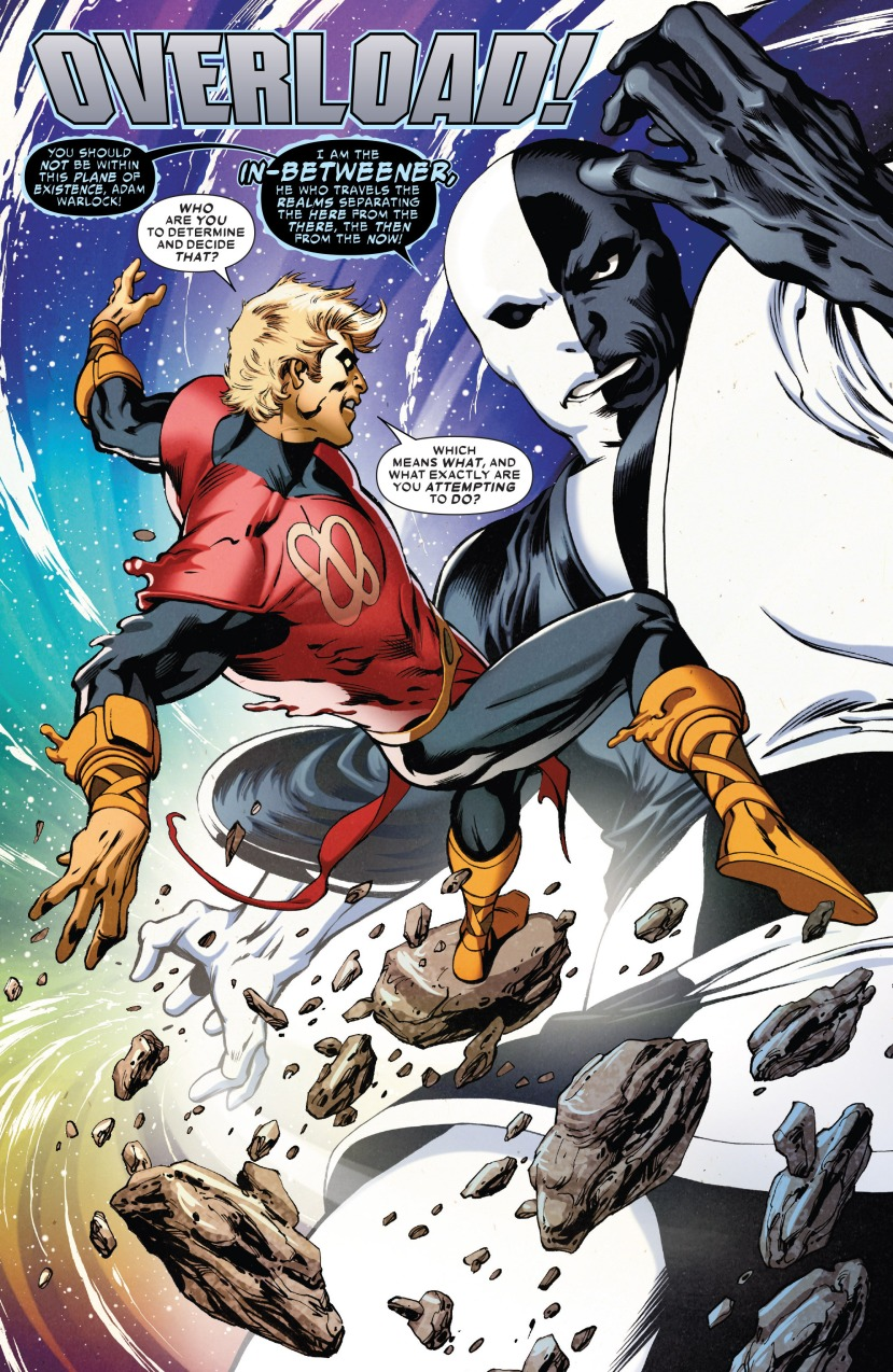 adam warlock and the in-betweener