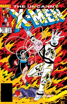 The Uncanny X-Men vs. Selene the Black Queen