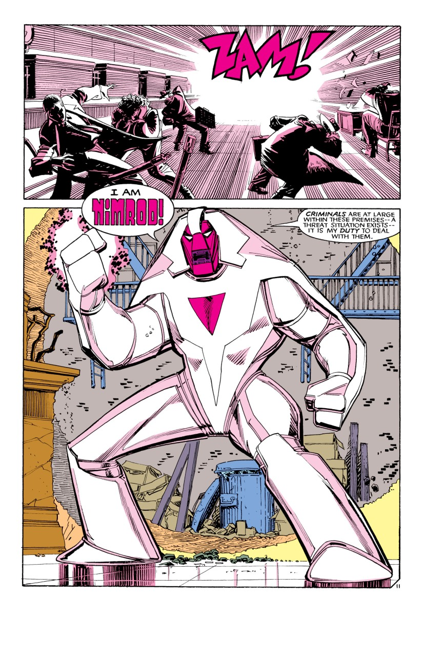 juggernaut vs nimrod