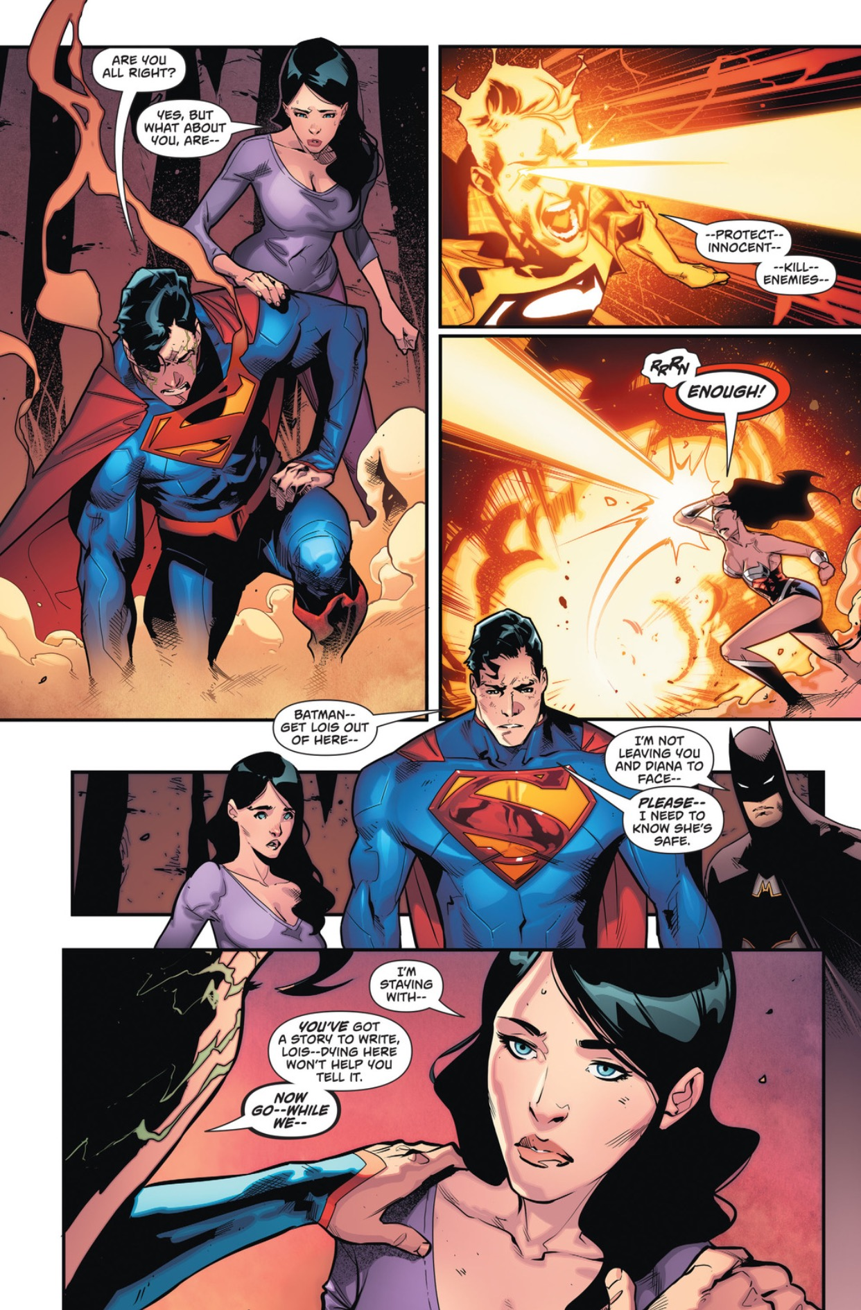 Superman versus wonder woman-8147